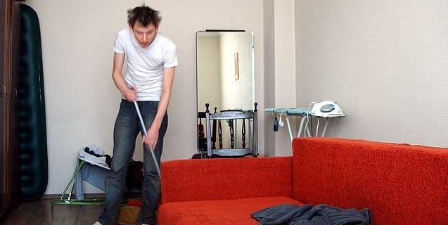 airbnb 清掃