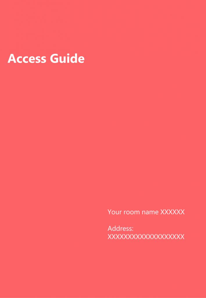 Airbnb_アクセスガイド02
