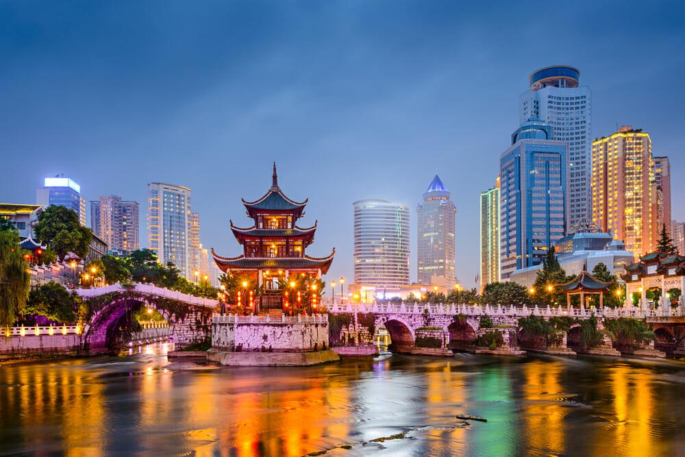 中国北京市内、Airbnbの物件が3...
