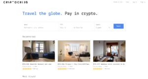 【速報】民泊予約をビットコインで 仮想通貨支払いに対応した民泊仲介サイト「CryptoCribs」が登場