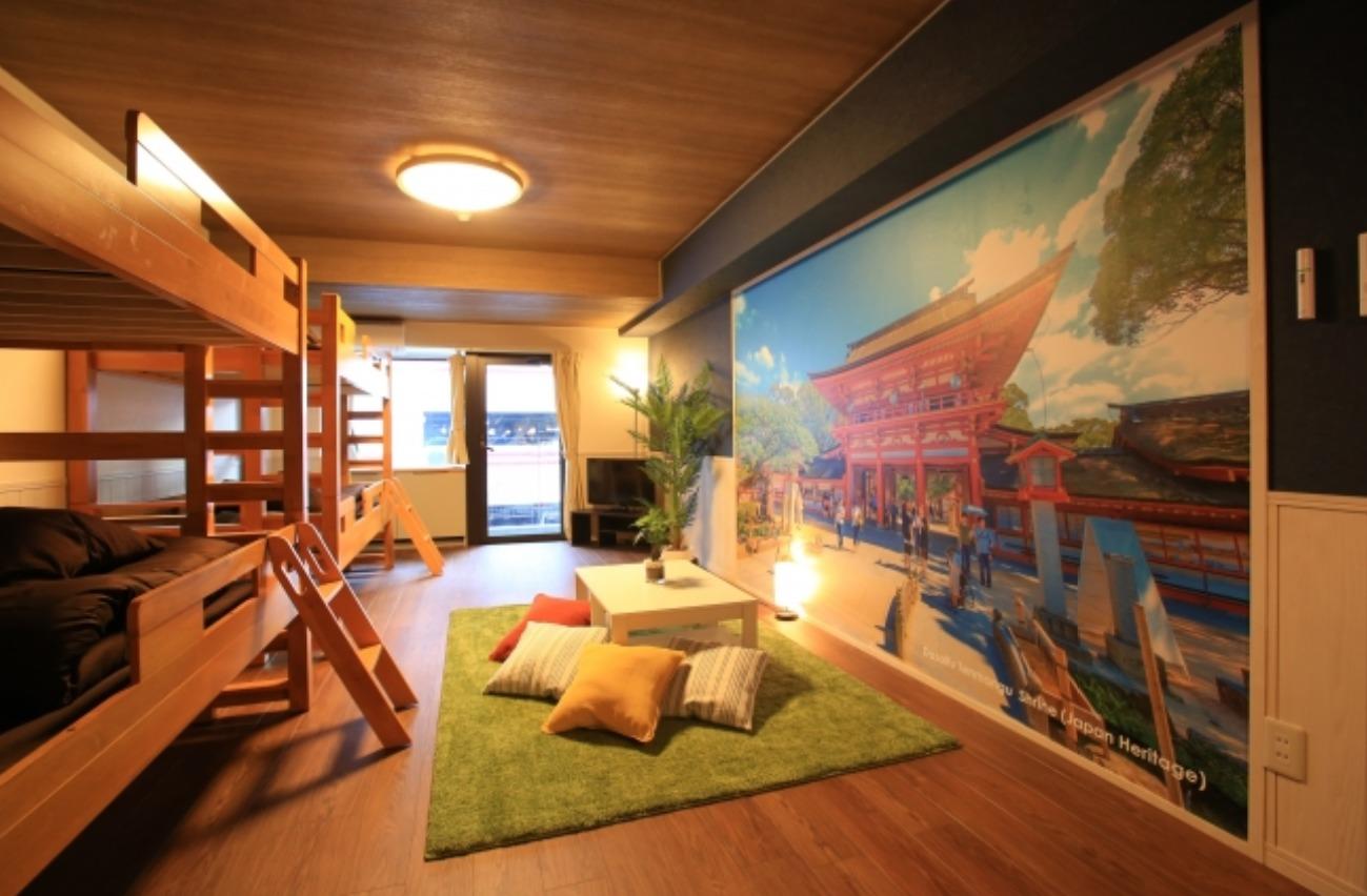 レオパレス21、同社保有マンションで民泊運営開始 マンスリーと住宅宿泊事業のハイブリッド