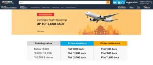 【特集】Amazon が旅行ビジネスに参入、「Flights on Amazon」でインド国内の航空券予約の取扱開始