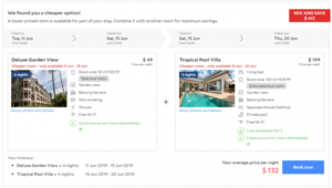 Agoda、ホテル宿泊代を「最大50%削減」できる新サービス開始 ホテル連泊を割安にする新手法